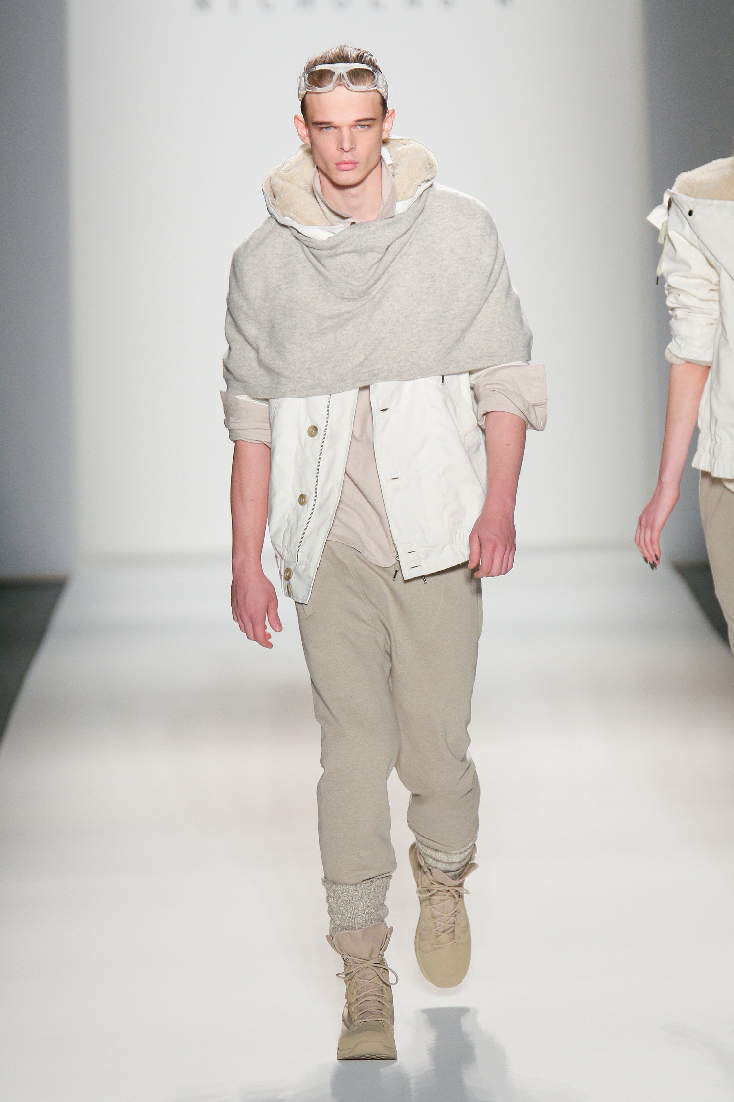 NicholasK Look2 NYFW Review & Photos: Nicholas K Fall/Winter 2013