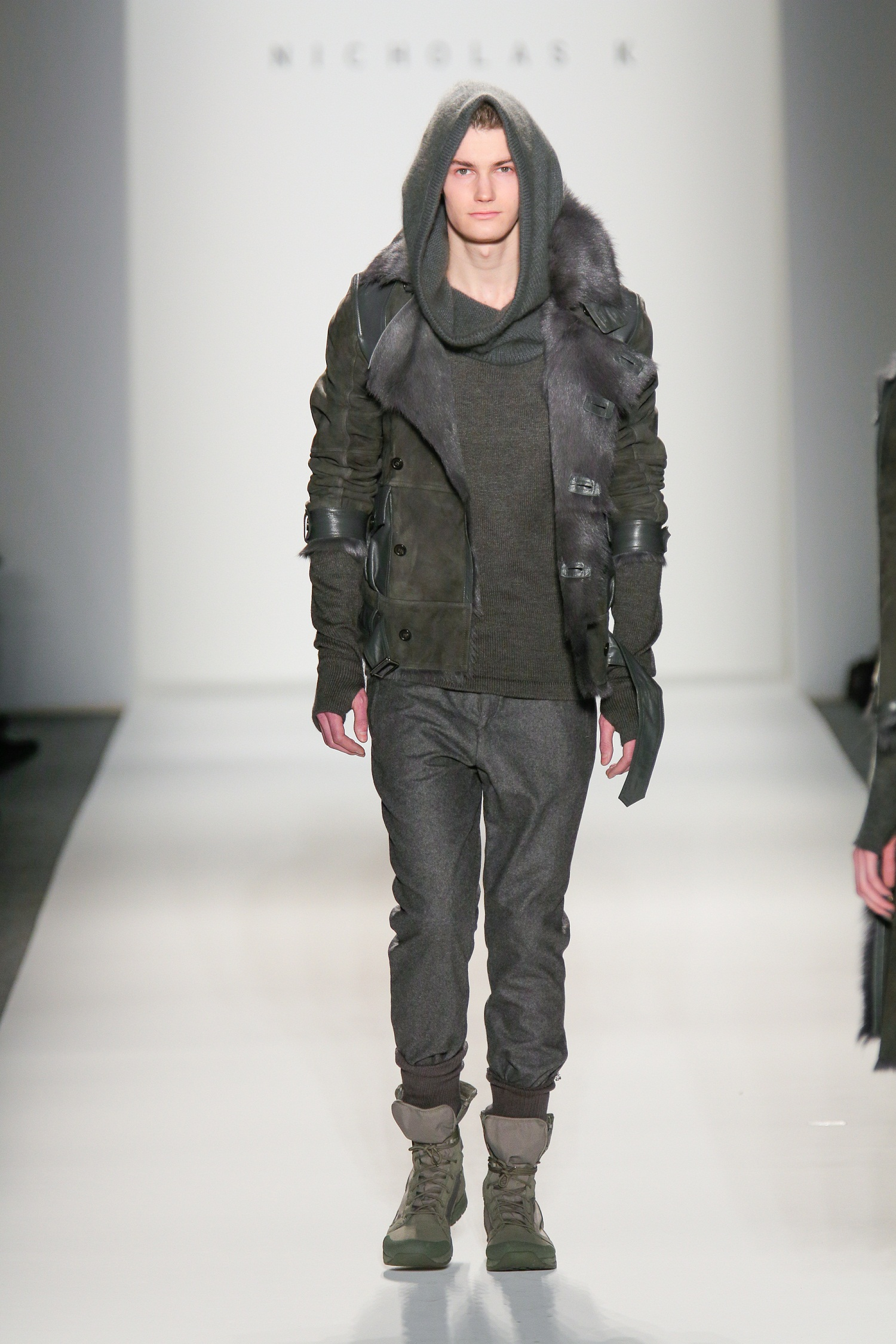 NicholasK Look35 NYFW Review & Photos: Nicholas K Fall/Winter 2013