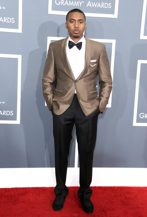 grammy red carpet fasion photos Grammys 2013: Best Dressed Gentlemen
