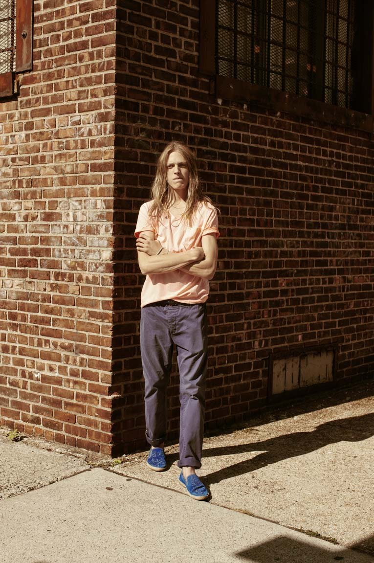ERIK 10 Erik Andersson for Scotch and Soda Spring 2013