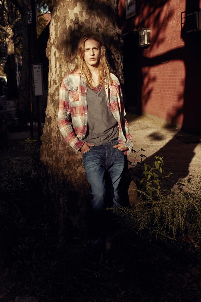 ERIK 4 Erik Andersson for Scotch and Soda Spring 2013