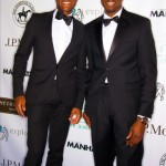 New York Junior League - Curtis D. Young and Phaon K. Spurlock