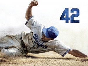 42 Movie - Jackie Robinson
