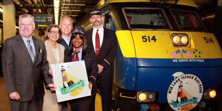 LIRR's Express Cannonball Train to the Hamptons Opens for Spring/Summer 2013