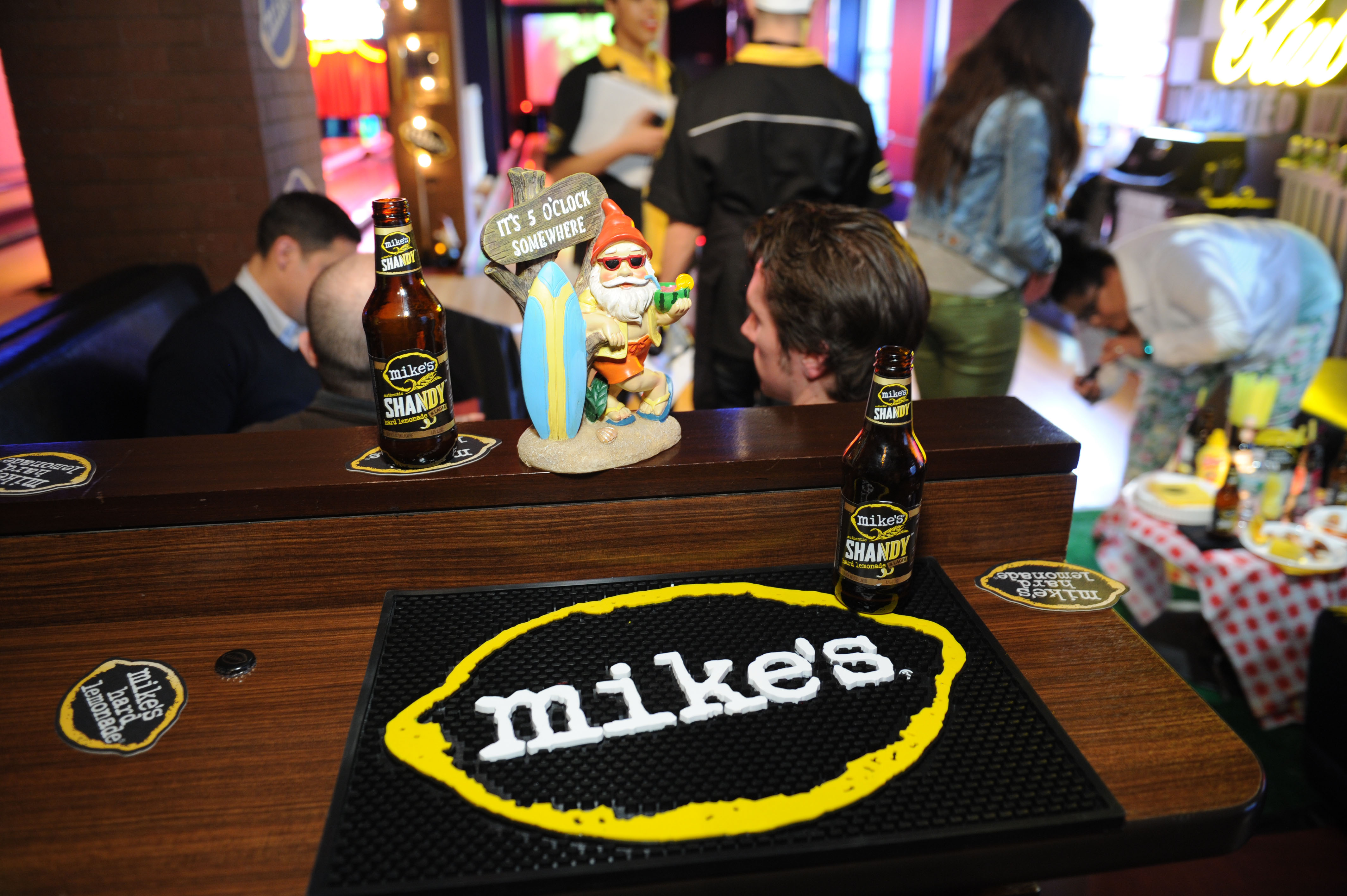 MMS only, NOT for GINS: The Mike's Hard Lemonade Bowl