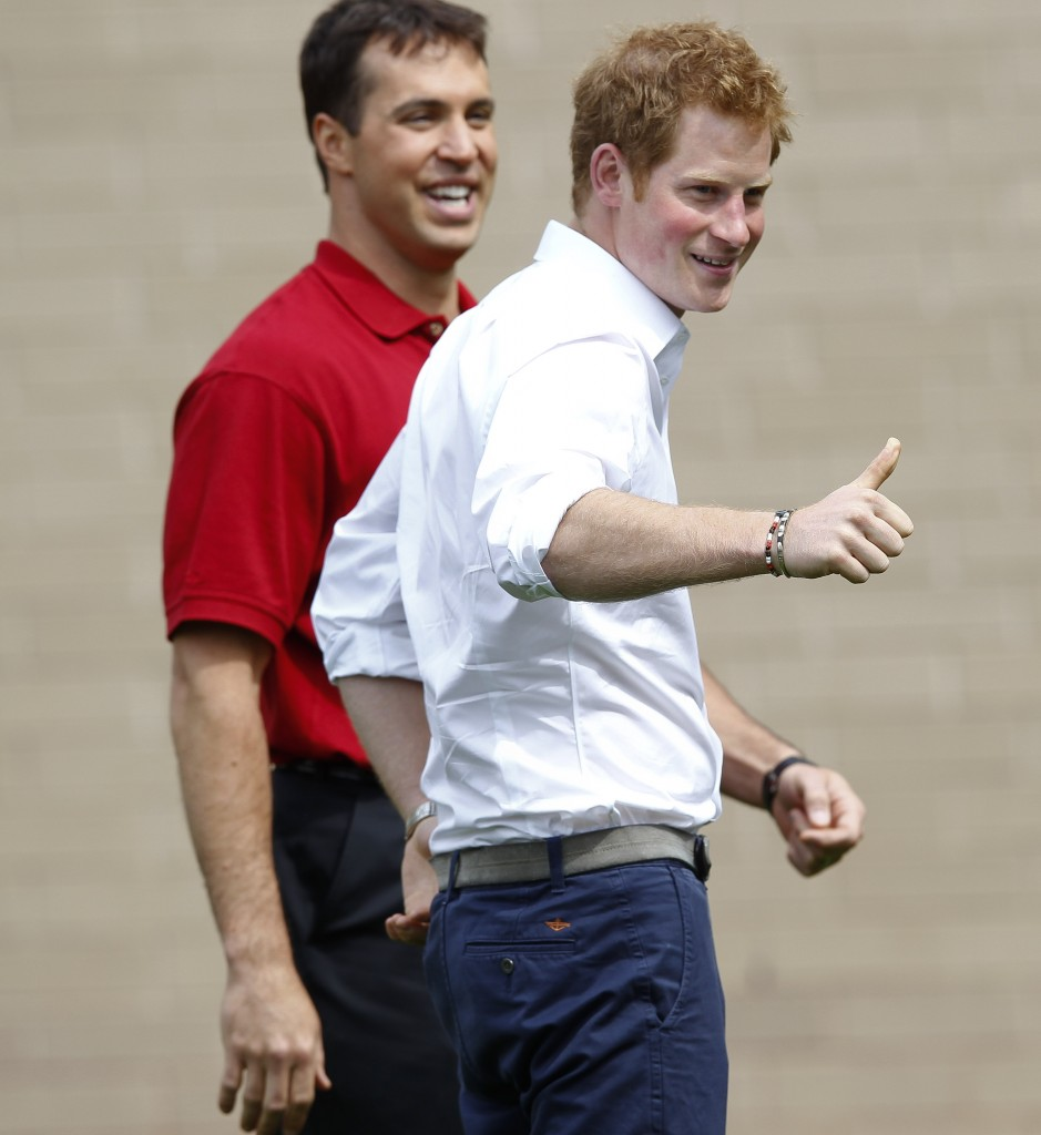 Prince Harry Dockers
