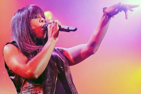 Lights Out Tour with Kelly Rowland and The Dream