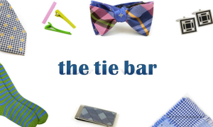 The Tie Bar for Father's Day 2013