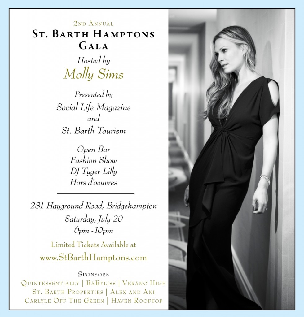 St. Barth Hamptons Gala