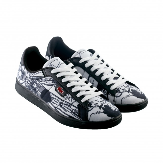 Lacoste x Tezuka Limited Edition Sneakers | LuxuriousPROTOTYPE