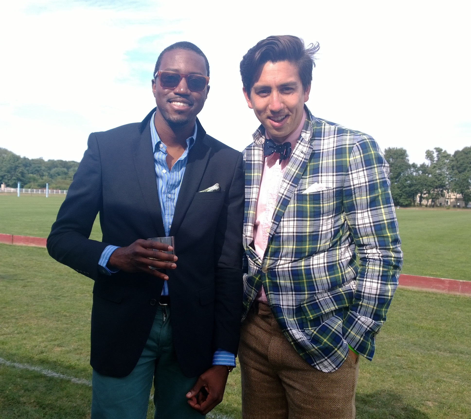 Phaon Spurlock & Frederick Castleberry - Harriman Cup 2013