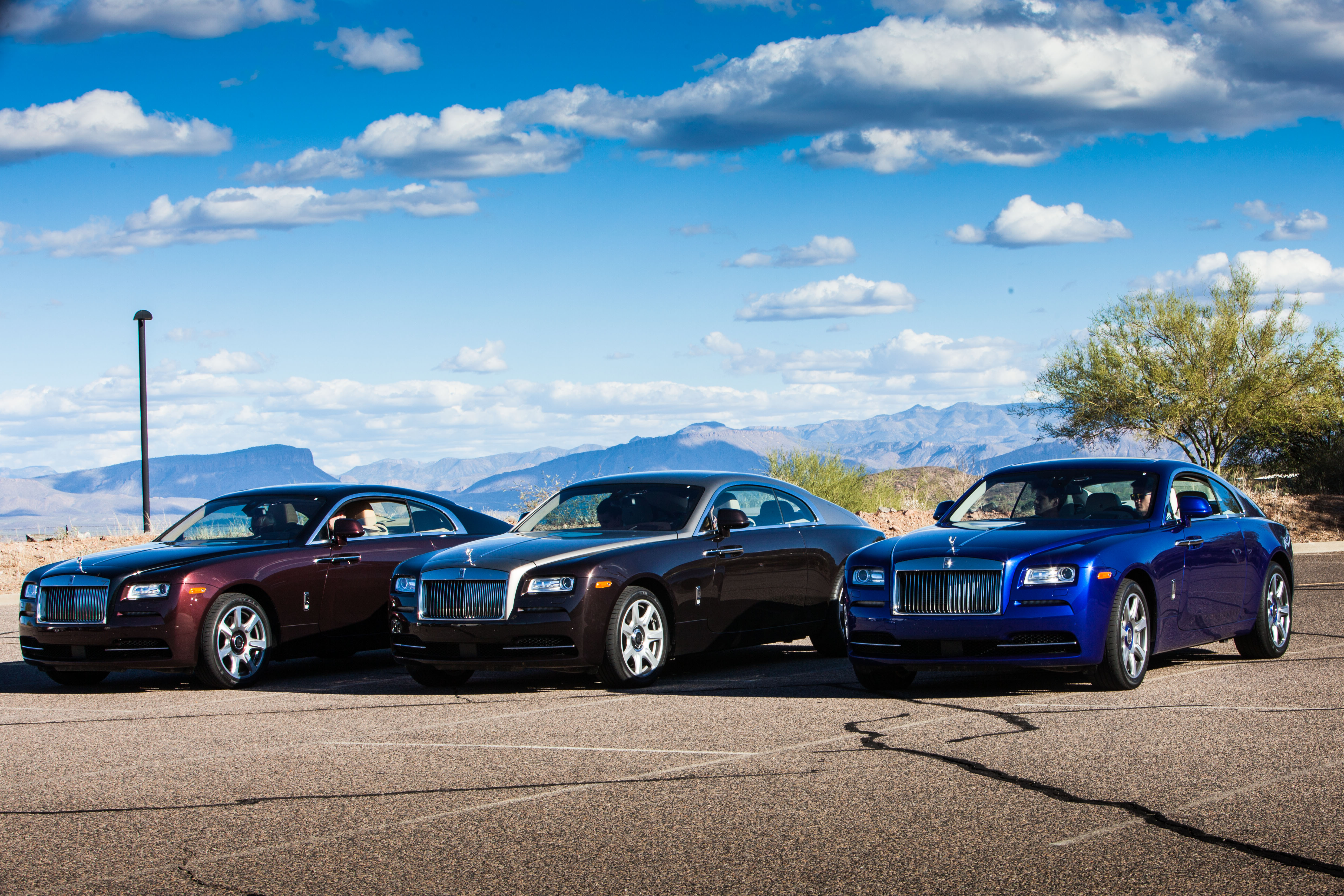 MG 7001 Exclusive: 2013 Rolls Royce Wraith   All You Need to Know