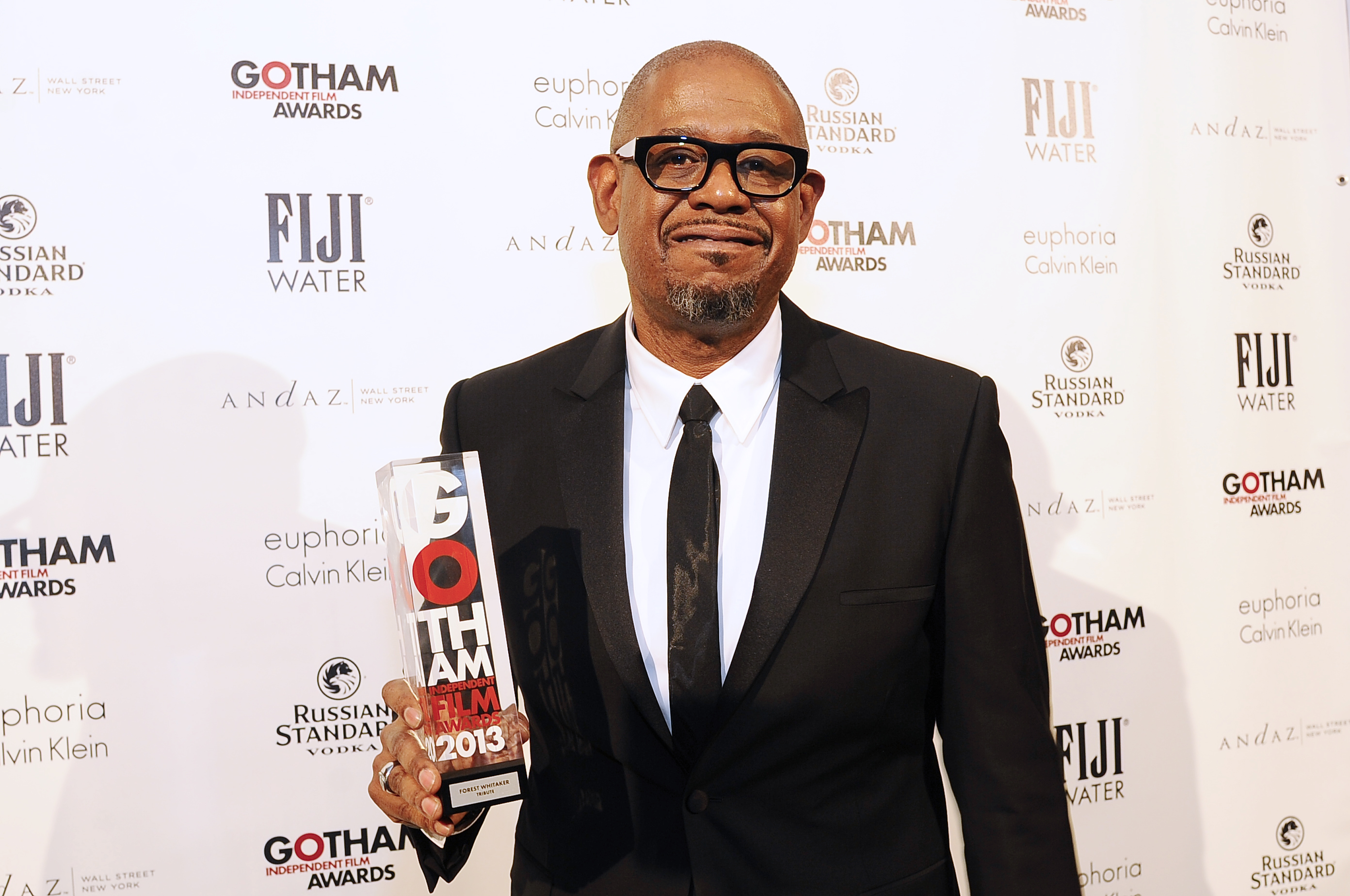 Forest Whitaker at the Gotham Awards