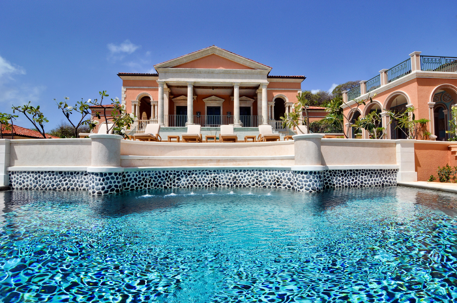 lap in luxury: best pools in the caribbeanphaon spurlock