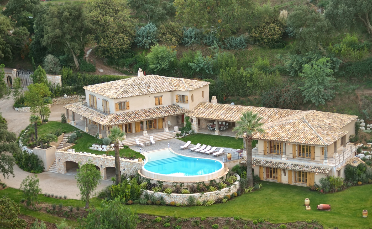 Carlton international luxury villa hotels on the french for French luxury