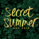 Invite: Secret Summer Cocktail Festival (NYC)