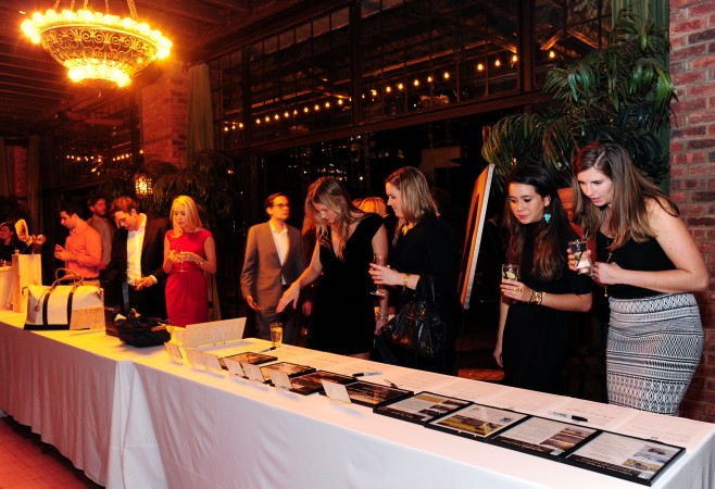 The Scene: Yellowstone Park Foundation's First Annual Young Patrons Benefit