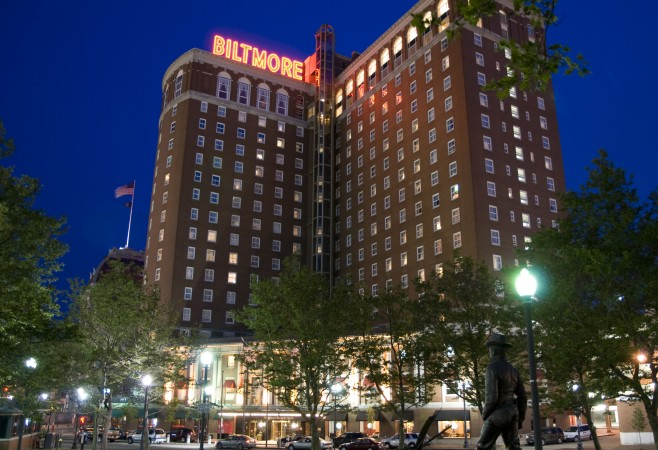 A Weekend at the Providence Biltmore in Rhode Island