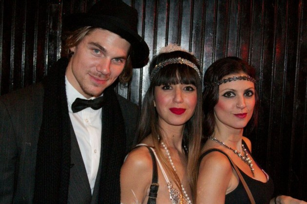 "The Scene: ""Let's Misbehave!"" Repeal Day Bash"