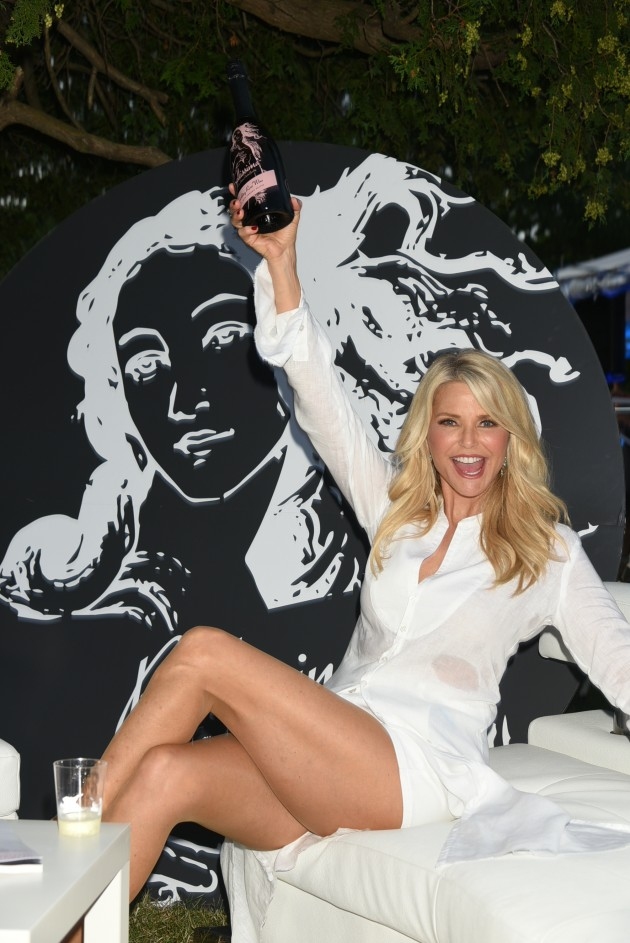 Christie Brinkley hosted the 5th Annual St. Barth Hamptons Gala