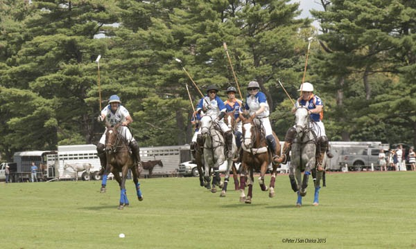 Invite: 32nd Annual Harriman Cup Polo Match