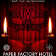 "Invite: The Paper Factory Hotel's Haunted Masquerade Party – ""Crossroads."" 