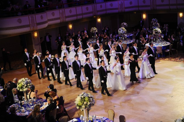 The Scene: The 62nd Viennese Opera Ball in New York