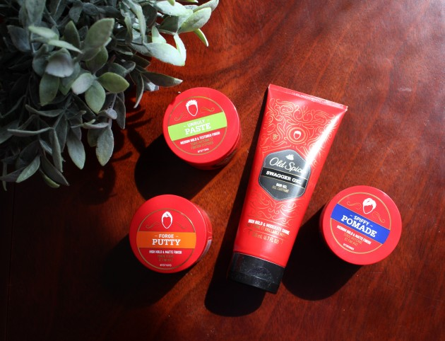Product Review: Old Spice's Swagger Gel (w/ photos)