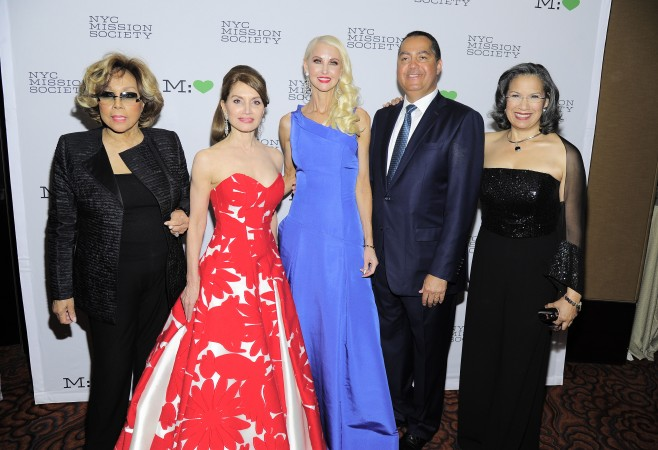 The Scene: New York City Mission Society's 2017 Champions for Children Benefit