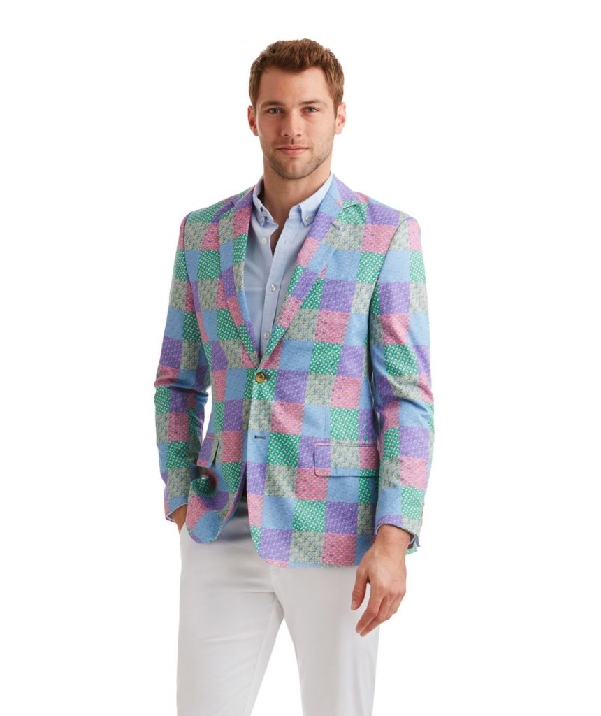 Derby Patchwork Sportcoat