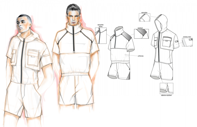 Reebok Releases Sketch of The ReeRomp – Male Romper