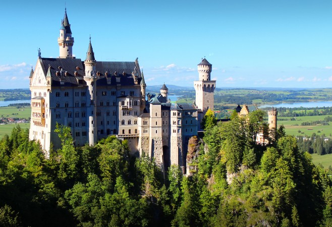 Step Back in Time by Driving the Castle Route of Southwest Germany