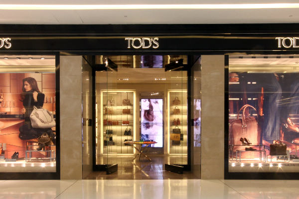 Tod's Opens Store in Marbella